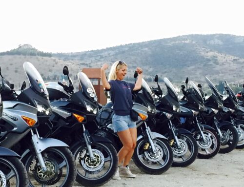 Varadero Club Hellas…γιατί ΟΔΗΓΟΥΜΕ ΜΗΧΑΝΕΣ
